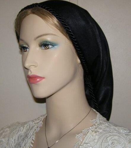 Head Covering Headcovering PeachSkin Snood Tichel Head Wrap Hair Covering Jewish