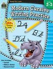 Ready-Set-Learn: Modern Cursive Writing Practice Grd 2-3 by Teacher Created Resources Staff (2007, Paperback, New Edition)
