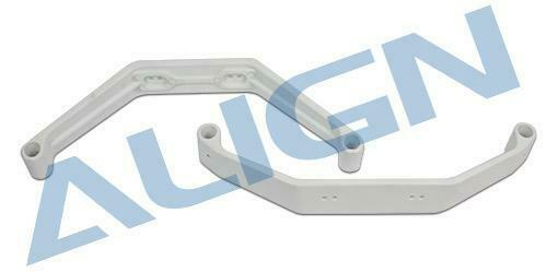 Align Trex 760X //700X// 700L// 700 Nitro Pro Complete Landing Skid White