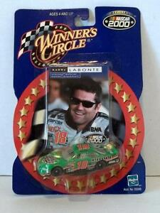 WINNERS-CIRCLE-BOBBY-LABONTE-18-2000-PONTIAC-GRAND-PRIX-DIECAST-CAR-1998-wca