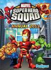 Marvel Annual: 2011 by Pedigree Books Ltd (Hardback, 2010)