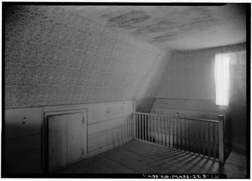 Jonathan Fairbanks House,511 East Street,Dedham,Norfolk County,Massachusetts,21