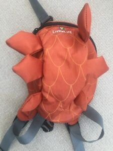 Amicable Littlelife Toddler Backpack With Rein Brown Rich And Magnificent Baby