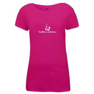 Damen-T-Shirt-Anker-Kuestenmaedchen-Kueste-Meer