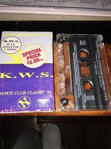 K-W-S-KWS-PLEASE-DON-039-T-GO-Song-Tape-Cassette-Single