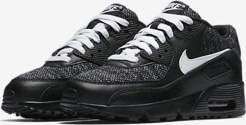 Mesh 001 Nike Aa0570 Airmax s Zapatillas deporte 90 Negro Blanco Junior de WTOq0FTa