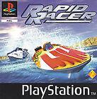 Rapid Racer (Sony PlayStation 1, 1997) - European Version