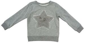 Filles-Pull-Moelleux-Star-Pull-Believe-In-Magic-Sweat-Enfants-4-To-13-ans
