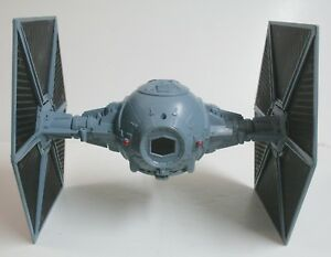 Star-Wars-Imperial-Fighter-2003-LFL-Hasbro-11-034-Blue-Black-Line