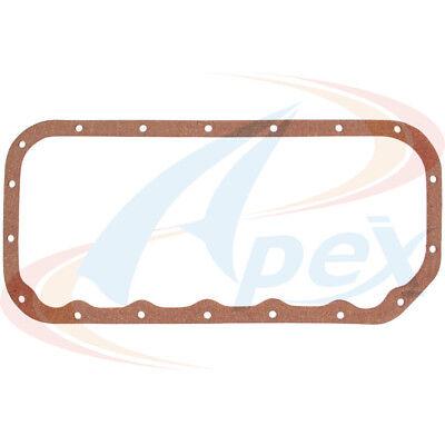 Engine Oil Pan Gasket Set Apex Automobile Parts AOP821