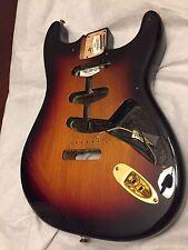 Fender Stevie Ray Vaughan Stratocaster Body. SRV Strat Body Nice!