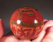 40MM Natural Nice Picasso Jasper Quartz Crystal Sphere Ball  Healing Home Decor