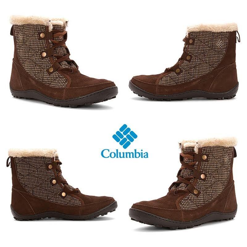 Columbia Shorty Omni-Heat Omni-Heat Omni-Heat Mujer botas al Tobillo Impermeable Lluvia Nieve Invierno Nuevo en Caja -  tienda de venta