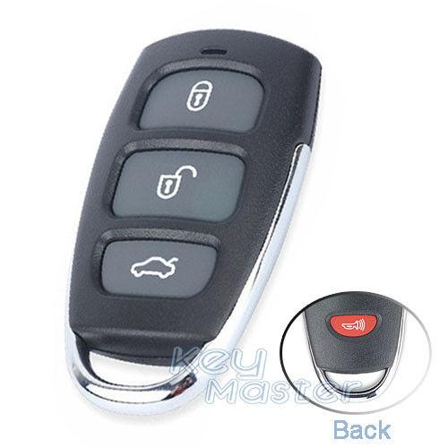 Upgraded Remote Car Key Fob 433MHz for Kia Borrego 2009 2010 2011 95430-2J000