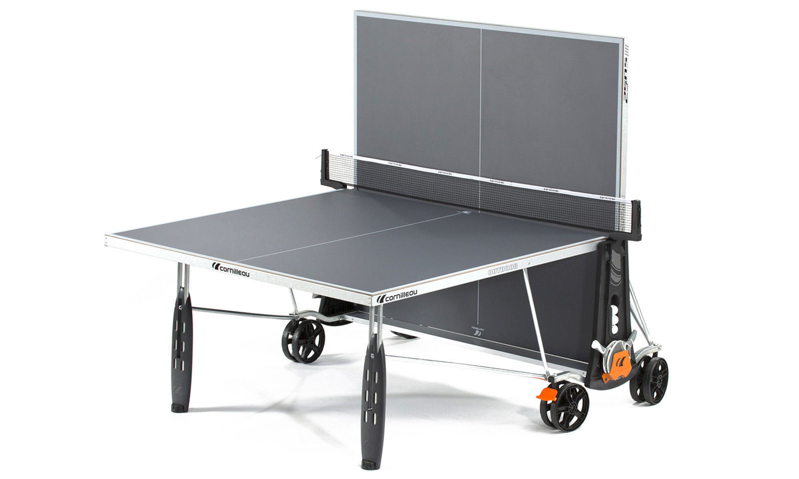 Grey Cornilleau Sport 250S Credver Outdoor Table Tennis Table