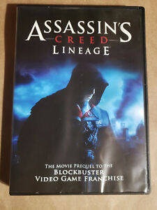Assassins Creed Lineage Dvd 2011 767685212370 Ebay