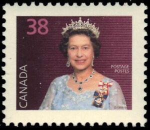 "CANADA 1164 - Queen Elizabeth II ""1988 BABN Printing"" (pb23743)"