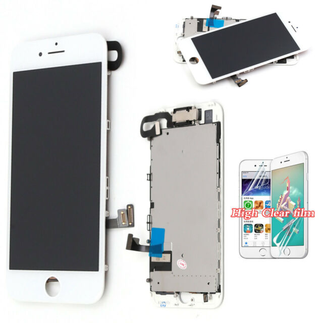 cheap for discount 0c56e ec039 for Apple iPhone 7 Plus 5.5 Replacement Camera LCD Touch Screen Digitizer  White