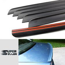"""LA STOCK"" Unpainted BMW 3-SERIES E36 SEDAN REAR BOOT TRUNK LIP SPOILER 91"