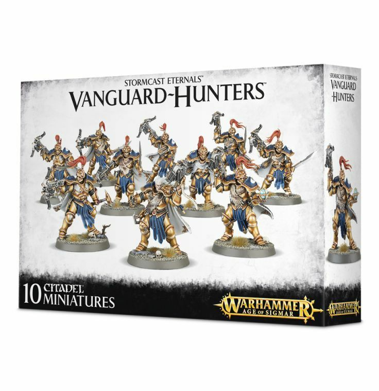 Stormcast Eternals Vanguard Hunters Juegos Workshop Age Of Sigmar Warhammer 96-28