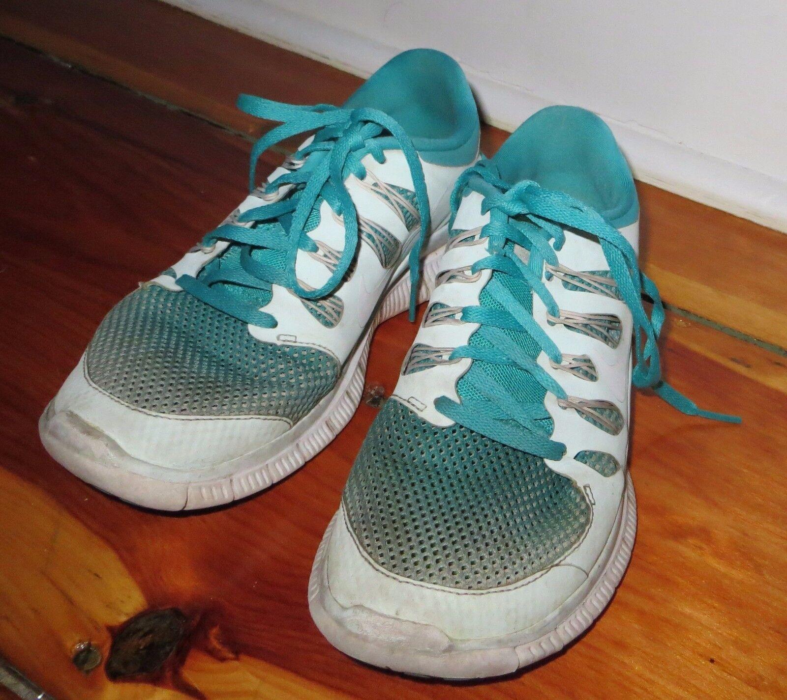 Nike libera 5.0   respirare respirare respirare donne blu   bianco, misura 7,5 turchese | Prestazioni Affidabili  | Scolaro/Signora Scarpa  d9e4f0