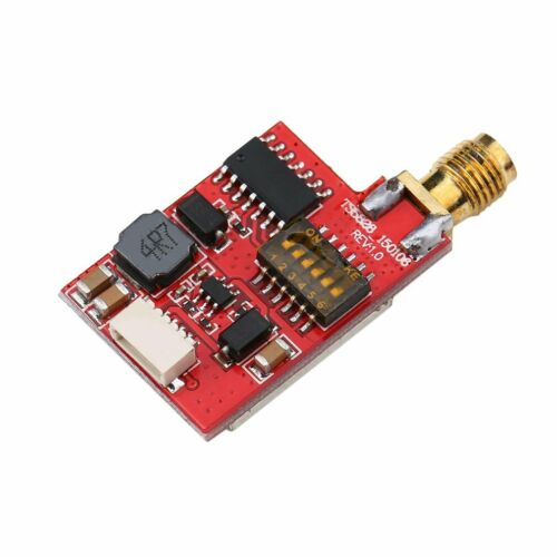 700TVL Camera Transmitter Module FPV 3.6mm 600MW 32 Channels For Quadcopter US