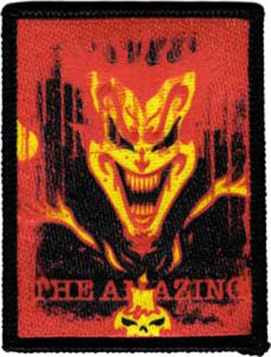 "Insane Clown Posse ICP Iron On Patch 3/"" x 2 3//4/"" Officially Licensed P-4069"