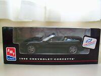 Amt / Ertl - 1998 Chevrolet Corvette Convertible (black) Dealer Promo Model