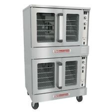 Southbend Bgs22sc Double Deck Full Size Gas Bronze Convection Oven
