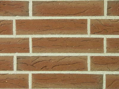 Intelligent Celina Klinker-riemchen Df Arosa Rustik Flamm-color Fassadenkleberiemchen Klinker