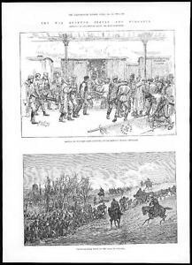 1885-SERBIA-BULGARIA-WAR-Belgrade-Railway-Station-Road-to-Palanka-Military-072