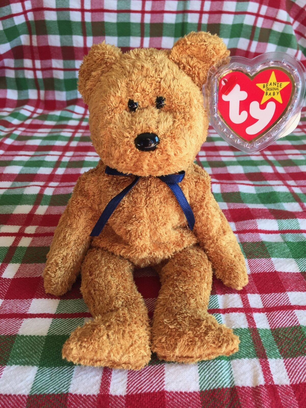 6ff05666078 Retired RARE Fuzz Beanie Baby Tag Errors and more... Considering all offers