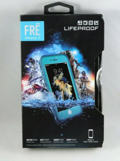 uk availability 86f8b 59344 LifeProof Fre Series Waterproof Case for iPhone 7 Sunset Bay Great