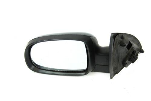 Linker exterior original Opel Corsa C eléctricamente negro espejo izquierda KFZ