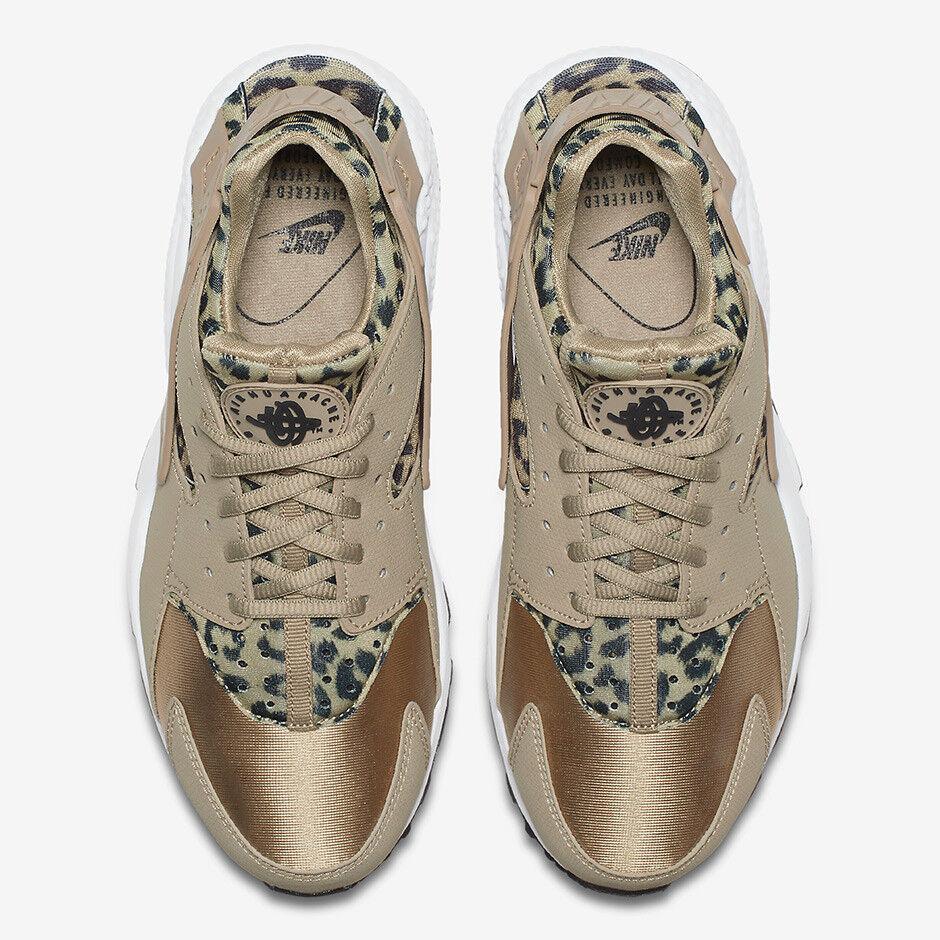 Femme nike air huarache imprimés léopard blanc guépard animal noir et blanc léopard 5.5 safari kaki 047ab2