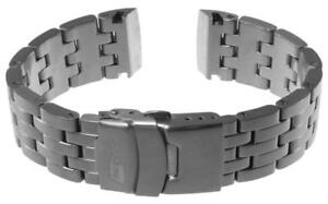 Replacement Black PVD Plated Stainless Steel Band APB600 24mm ArmourLite