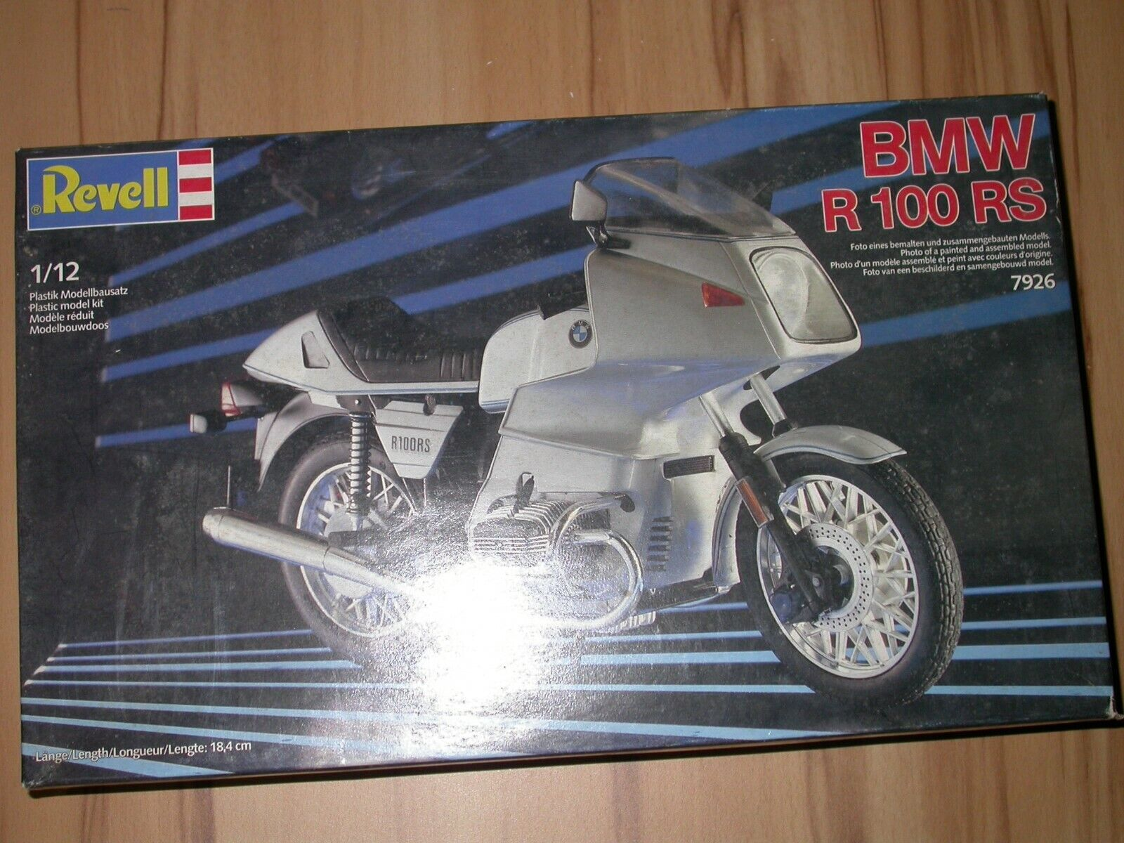 BMW R 100 RS, Revell, 1 12