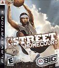 NBA Street: Homecourt (Sony PlayStation 3, 2007)
