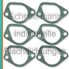 3.6//3.8 Carrera S//GTS 99711111330 2x ELRING Dichtung Abgasrohr PORSCHE 911 997