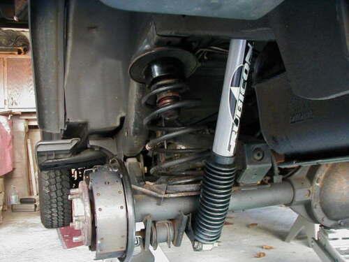 """3.5/"""" Front Twin Tube Shock 07-18 Jeep Wrangler JK RXT2421B Rubicon Express 2.5/"""""""