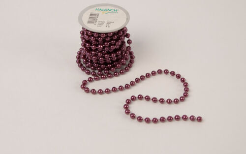 PEARL GARLAND STRING REEL AVAILABLE IN 05 COLORS 02 SIZES FREE POSTAGE