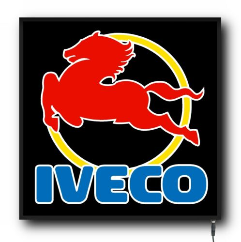 24v Cabin Interior LED Light Plate IVECO Truck Illuminating Dimmer Board 50x50