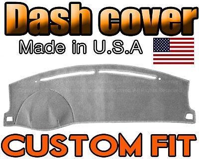 LIGHT GREY Fits 2008-2014 HYUNDAI GENESIS DASH COVER MAT DASHBOARD PAD