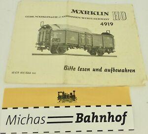4919-Manuel-marklin-68-419-a-0264-ma-H0-A