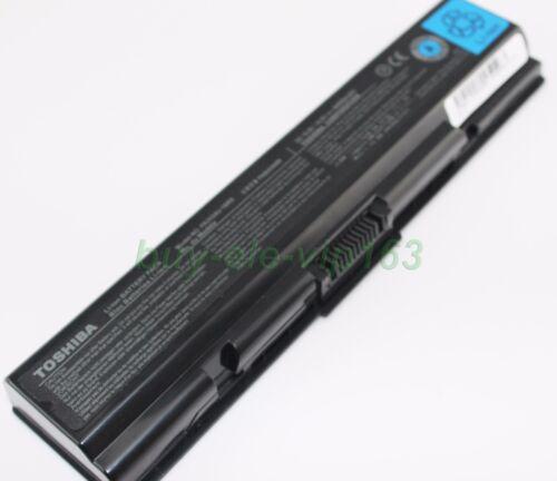 BATTERIA ORIGINALE per Toshiba Satellite M202 M203 M205 M206 M207 M208 M209 M211