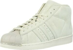 ADIDAS-ORIGINALS-PRO-MODEL-SHOES-BZ0213-SHELL-TOE-SUEDE-SNEAKERS-SIZE-9-5