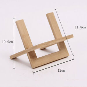 Details About Mini Wooden Easel Small Wood Display Stand For Artist Painting Tea Cake Tray