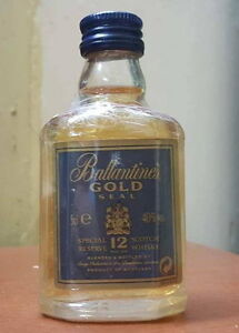Ballantines-gold-seal-miniature-only-for-Japan-market