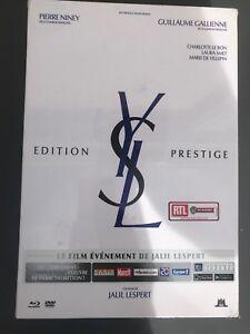 Details Sur Yves Saint Laurent Coffret Blu Ray Dvd Livre Edition Limitee