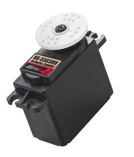Hitec HS5565MH Digitale senza Parte  Centrale Alto Voltaggio ( Hv ) Ingranaggi  punti vendita